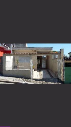 Casa Residencial À Venda, Chácara Mafalda, São Paulo. - Ca2429