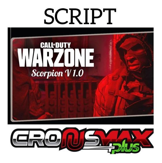 Script Warzone Cronusmax Plus Call Off Duty