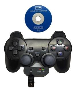 Control Inalámbrico Dualshock Para Ps2|ps3|pc Envío Gratis!