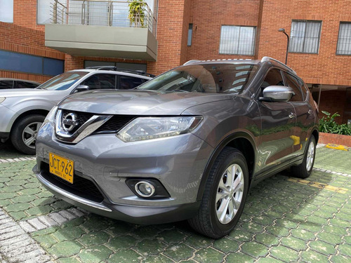 Nissan X-trail Exclusive 2017 7 Ps