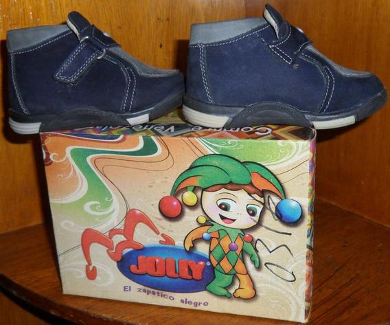 Zapatos Jolly Para Niños (como Nuevos)