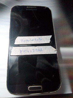Samsung S4 I9500 Leer!!!! Modulo Roto