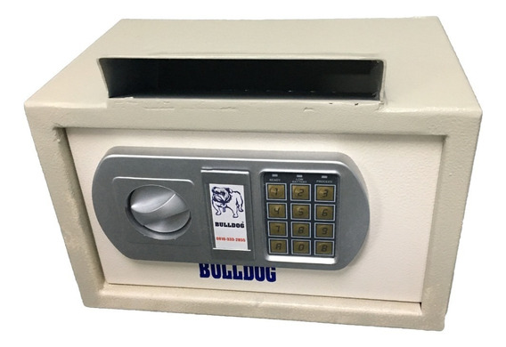 Caja Fuerte Buzón Digital Reforzada 20x31x20 Cm