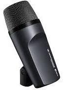 Raro Microfone Da Sennheiser E 602,oportunidade