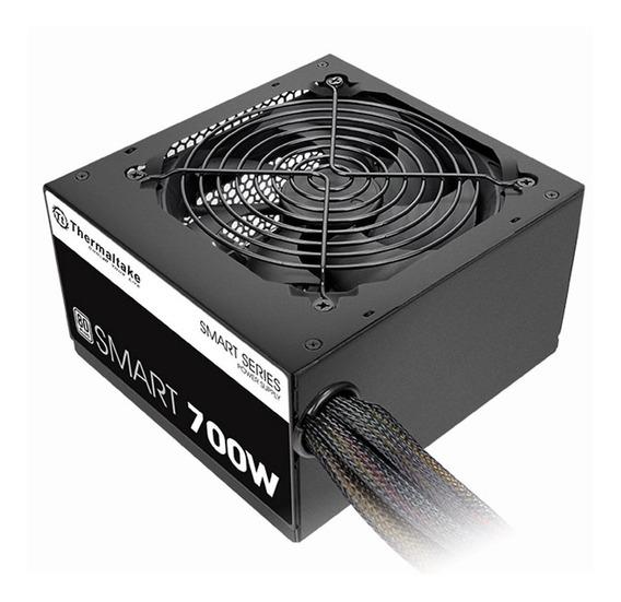 Fuente Pc Thermaltake Smart White 600 Watts 80p White Envio