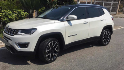 Jeep Compass 2.0 Limited Flex Aut. 5p 2019