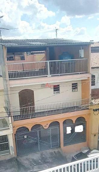 Excelente Sobrado 3 Dormitórios Cozinha Planejada Em Itaquera - V5354