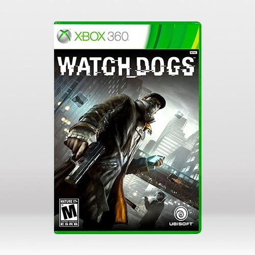 Watch Dogs - Original Xbox 360 - Novo