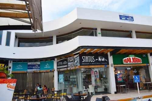 Local Comercial En Renta Cancún, Plaza Del Angel