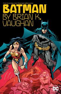 Batman By Brian K. Vaughan - Dc Comics - Robot Negro