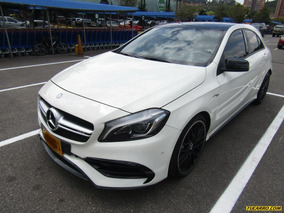 Mercedes Benz Clase A Clase A 46 Amg