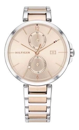 Reloj Tommy Hilfiger Mujer Combinado Acero Rosé 1782127
