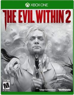 The Evil Within 2 (nuevo Y Sellado) - Xbox One