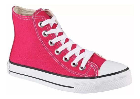 Tênis Converse All Star Cano Alto Original Pink
