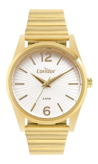 Relógio Condor Feminino Dourado Co2035mur8d