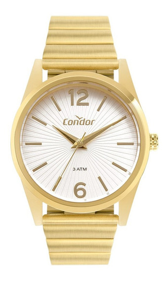 Relógio Condor Feminino Ref: Co2035mur/8d Dourado