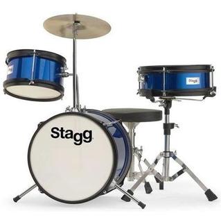 Stagg Fabj316bl Bateria Para Niños 16 Color Azul Ddn