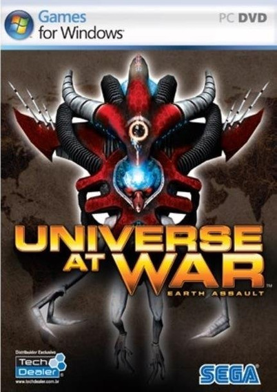 Jogo Universe At War Earth Assault Pc *novo*