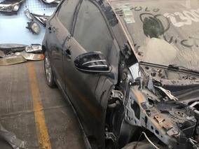 Mazda 2 S/t 2013 En Partes Desarme De Aseguradora Para Refac