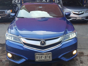 Acura Ilx 2.4 A-spec At 2016 Azul $303,000.00