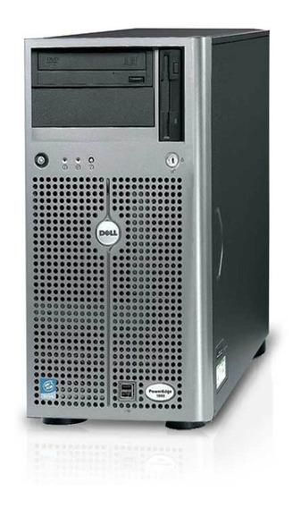 Dell Poweredge 1800 Win 7 Pro 64 2 Xeon Hd Ssd 250gb 4gb Ram Com Garantia Em Até 12x Sem Juros Nota Fiscal