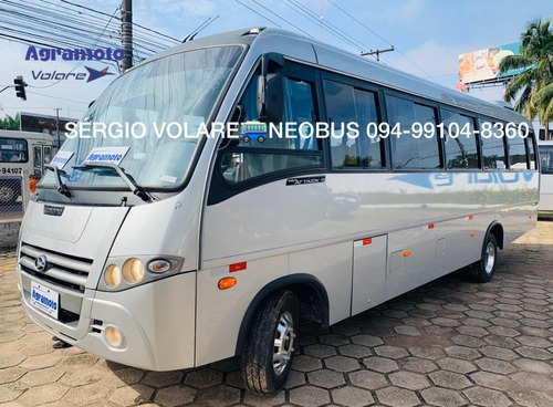 Micro Ônibus Volare Attack 9 Executivo Cor Prata 2021