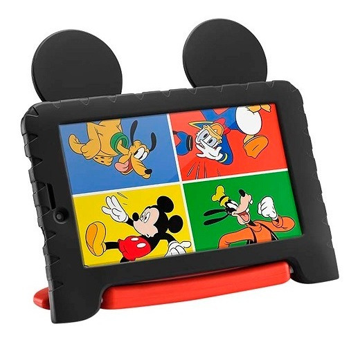 Tablet Multilaser Mickey Mouse Plus 16gb Android 8.1