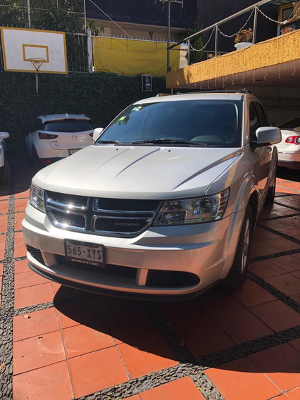 Dodge Journey 2.4 Sxt 5 Pasj At 2012