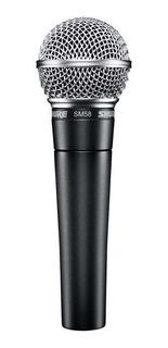 Micrófono con accesorios Shure SM58 dinámico