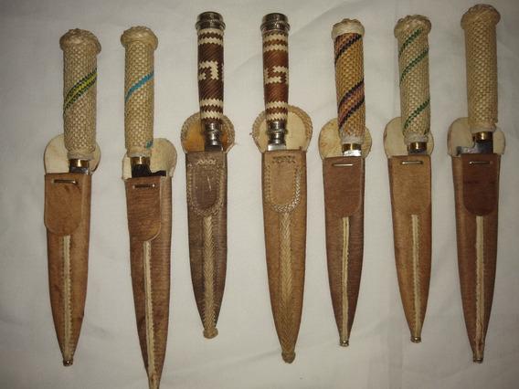 Cuchillos De Acero Negro