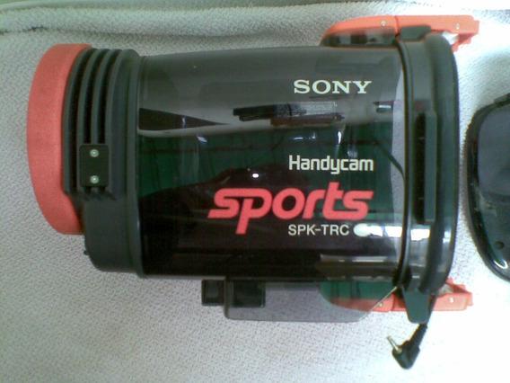 Portacamara Sony Handycam Para Buceo