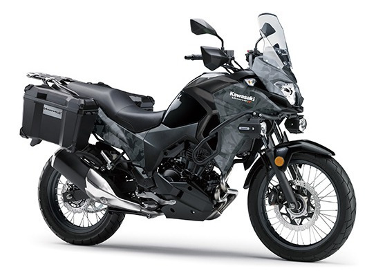 Kawasaki Versys-x 300 Tourer - 2020 0km - Mateus