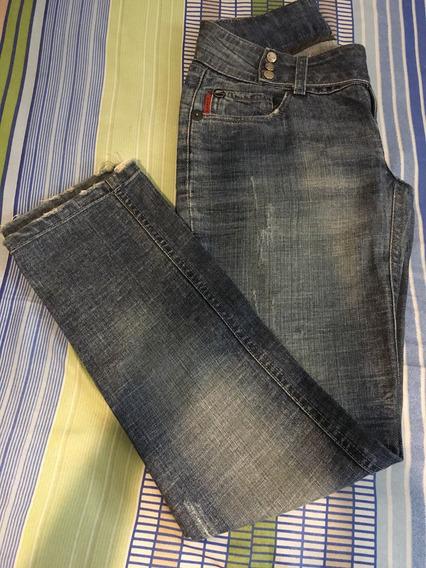 Calça Jeans Feminino Ellus Original
