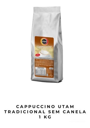 Cappuccino Utam Tradicional Sem Canela 1 Kg
