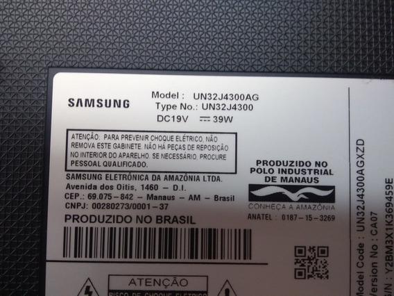 Placa Principal Tv Samsung. Un32j4300 Ag. Smart