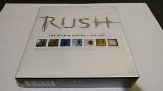 Rush - The Studio Albums 1989-2007 [7albums 11lp 180g] Vinyl