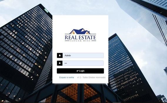 Sistema Gestor Imobiliário 5.0 Web / Mensal