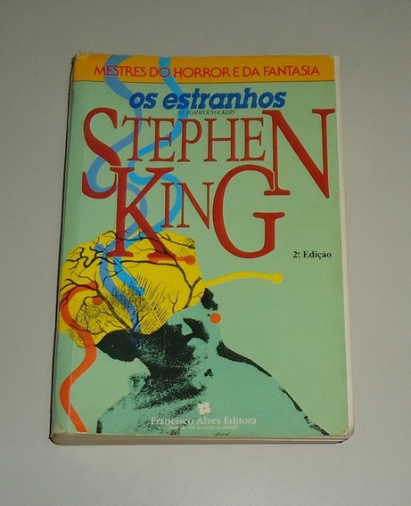 Livro: Os Estranhos (os Tommyknockers) - Stephen King