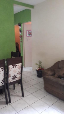 Apartamento Em Condomínio Alvorada I, Valinhos/sp De 46m² 2 Quartos À Venda Por R$ 180.000,00 - Ap220553