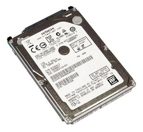 Hd Para Notebook Hitachi - 1tb Sata - 5400 Rpm