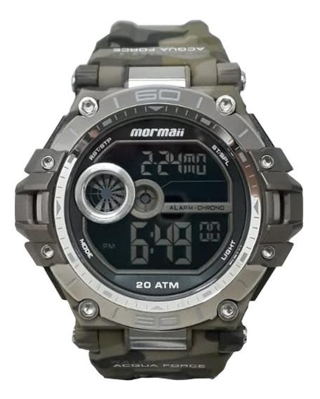 Relógio Mormaii Acqua Force Masculino Mo14073ab/8m