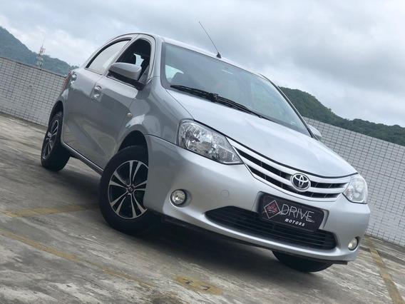 Toyota Etios 1.5 Xs Manual 2016