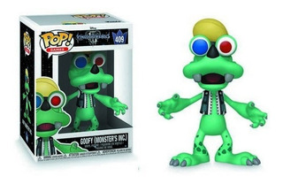 Funko Pop Kingdom Hearts Iii Goofy Monsters Inc 409 Vdgmrs