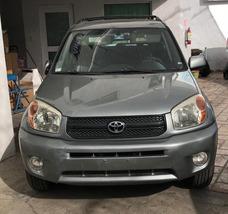 Toyota Rav4 2004 Vagoneta Limited Piel At