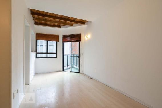 Apartamento Para Aluguel - Itaim Bibi, 1 Quarto, 50 - 893116099