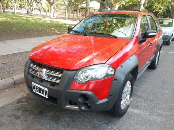 Fiat Palio Adventure 1.8 Mpi 8 V Nafta Y Gnc Inmaculada