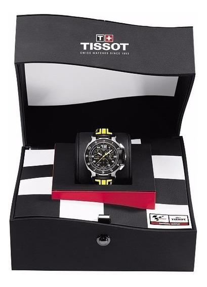 Relógio Tissot T-race Moto Gp