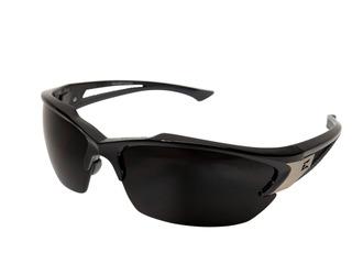 Edge Eyewear Tsdk216 Khor Safety Glasses, Black With Polariz