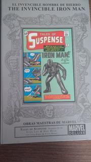 Obras Maestras De Marvel: The Invincible Iron Man