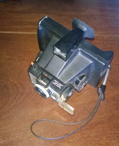 Câmera Polaroid Colorpack Iii